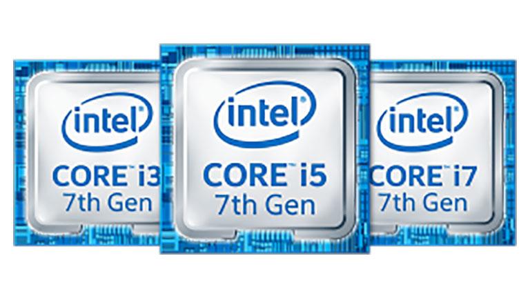 Intel Core i3, i5 & i7 Processors