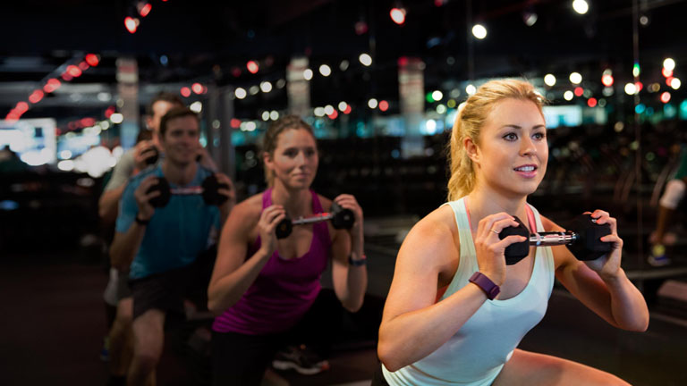 Connected Fitness and Health