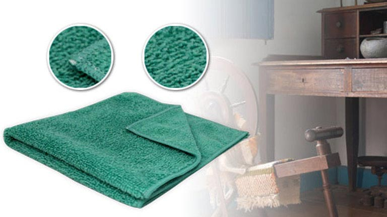Cleaning and polishing cloths