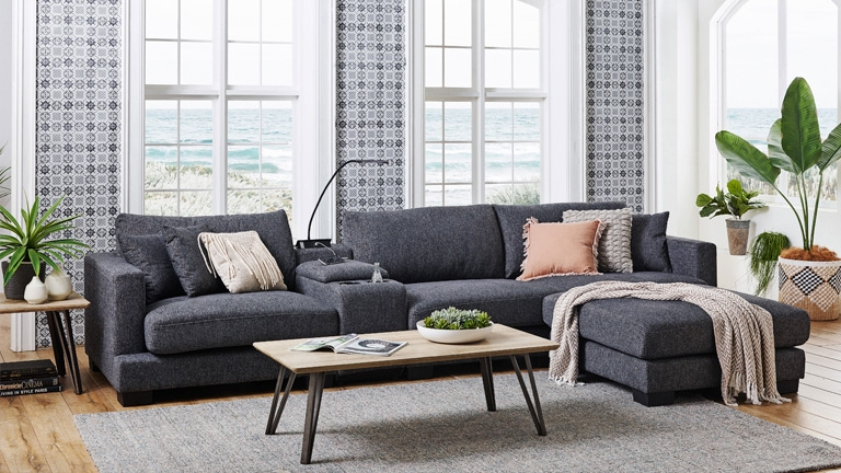 Buying Guide Fabric Amp Leather Lounges Harvey Norman