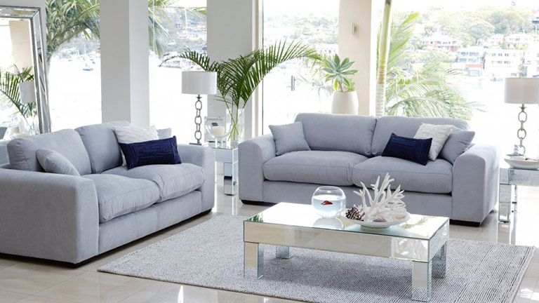 A Fabric Sofa Creates A Warm, Comfortable, Cosy Feel That Is Hard To Beat.  Fabric Sofas Are Available In An Almost Endless Amount Of Styles And Colours  So ...