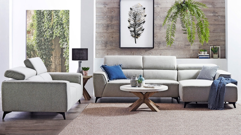 Cool Buying Guide Fabric Leather Lounges Harvey Norman Australia Pdpeps Interior Chair Design Pdpepsorg