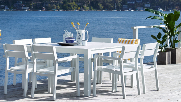 Buying guide outdoor furniture harvey norman australia for Outdoor furniture harvey norman