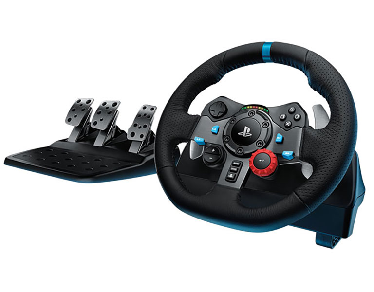 Racing Wheels and Simulators