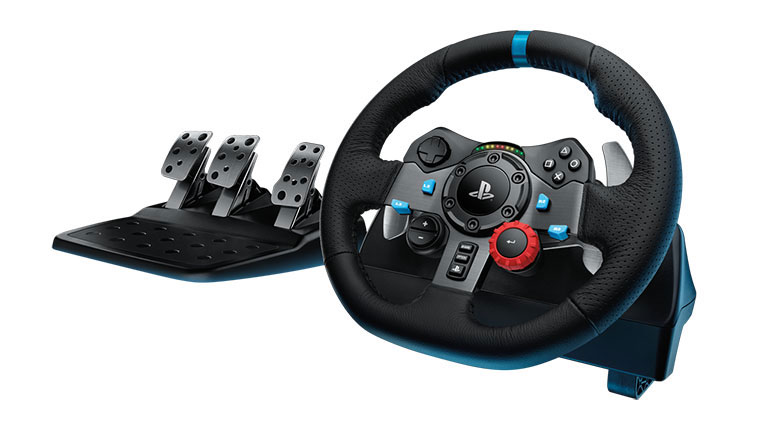 Steering Wheels & Simulators