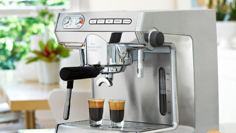 Buying guide how coffee machines work harvey norman for Perfect kitchen number