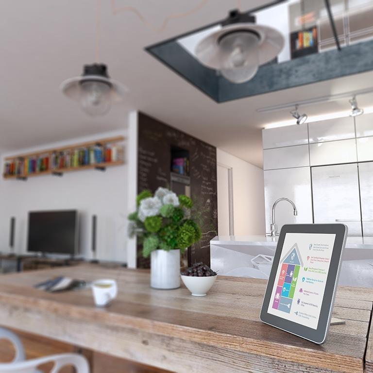 Smart Home Convenience