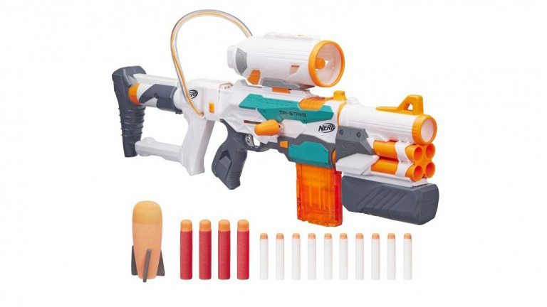 Two-Handed Blasters