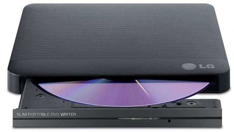 Portable DVD Rewriters