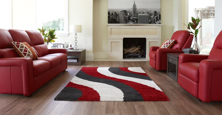 Buying Guides: Rug - Tips on selecting the right rug size for your living area