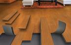 Types of vinyl flooring