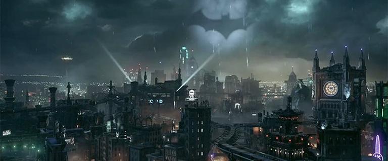 Next-Gen Gotham