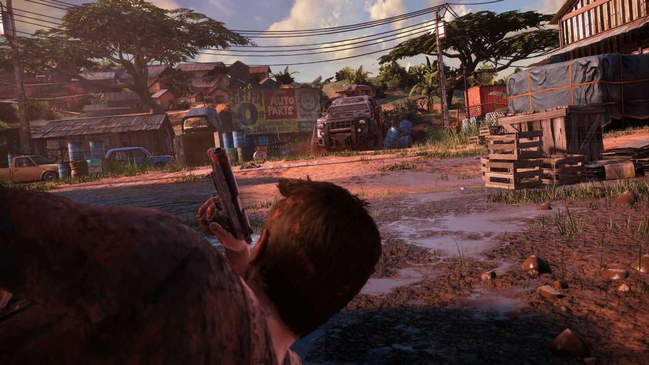Uncharted 4 A Thief S End Harvey Norman Australia