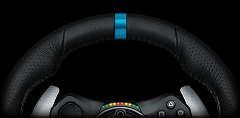 Steering Wheel Stripe