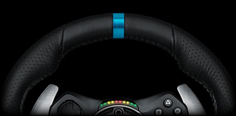 Steering Wheel Stripe