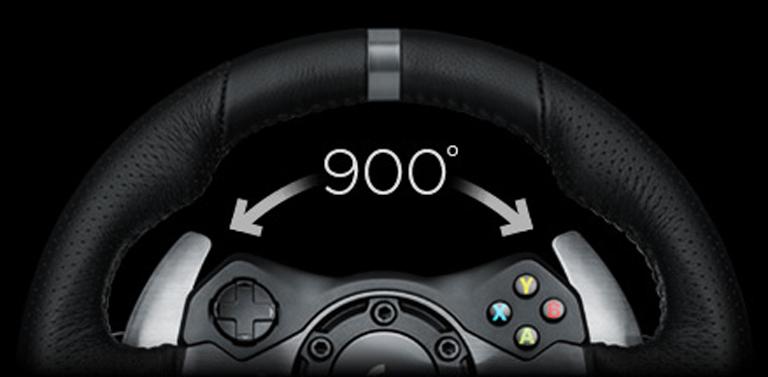 900º Steering