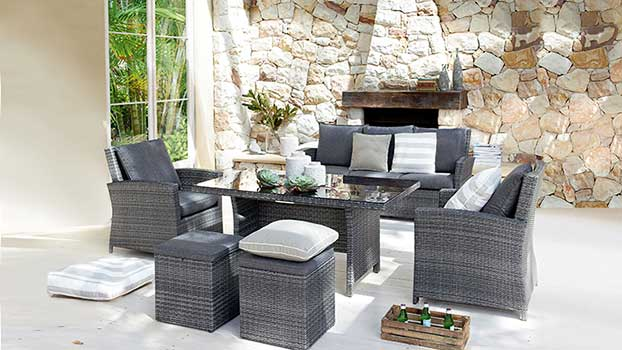 Furniture outdoor furniture office living dining for Outdoor furniture harvey norman