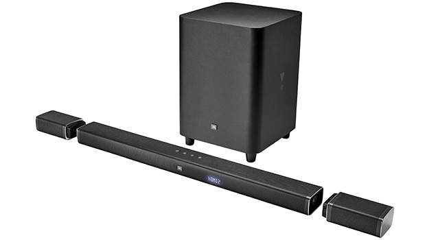 Soundbars & Speakers