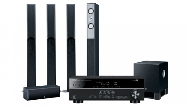 Complete Home Theater Systems With Tv