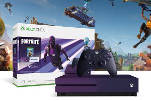 Xbox One S 1TB Console Fortnite Special Edition Console