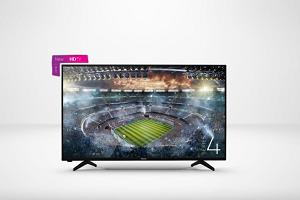 Hisense 32-inch P4 HD LED LCD Smart TV