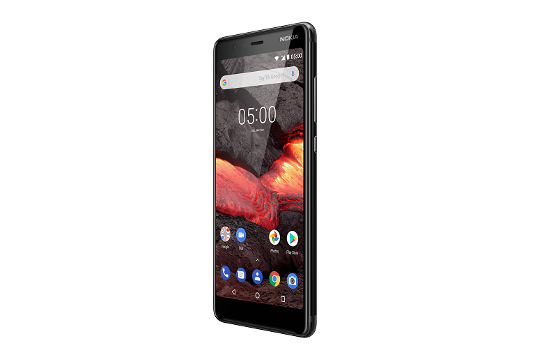 Buy Nokia 5 1 with Android One - Black | Harvey Norman AU