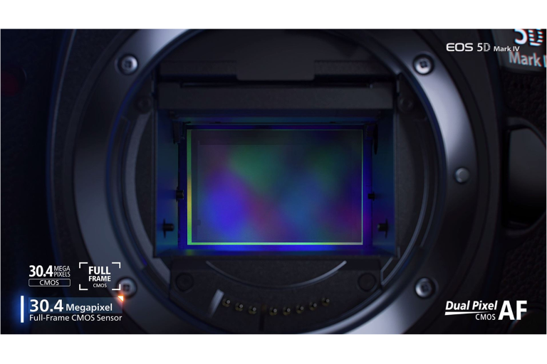 Full Frame CMOS Sensor