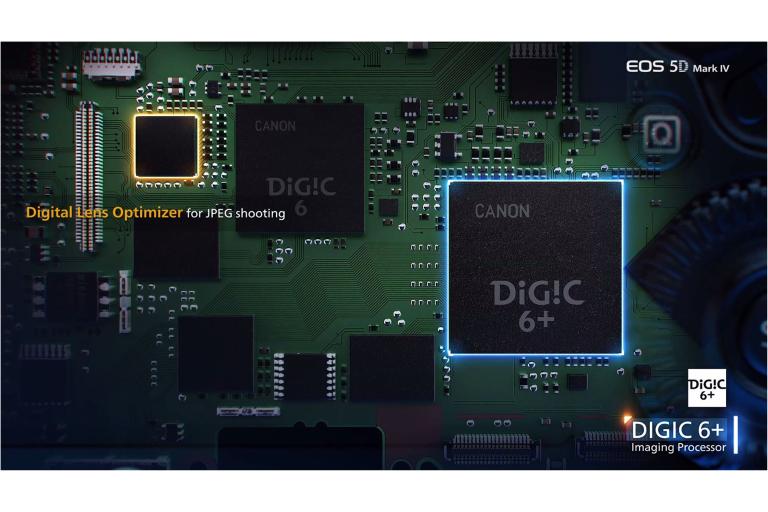 DIGIC processor