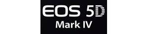 EOS 5D Mark IV logo