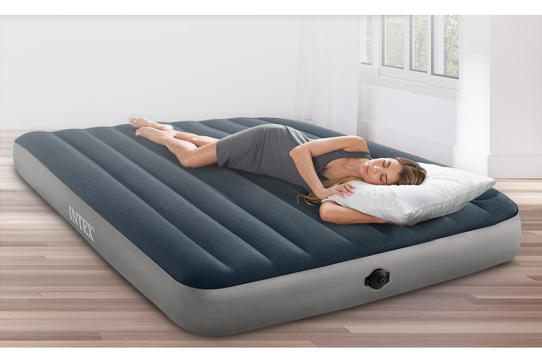 Ample Sleeping Space