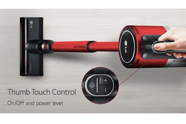 Buy Lg Cordzero A9 2x Multi Head Handstick Vacuum Cleaner