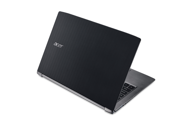Acer Aspire S5 Back and side view