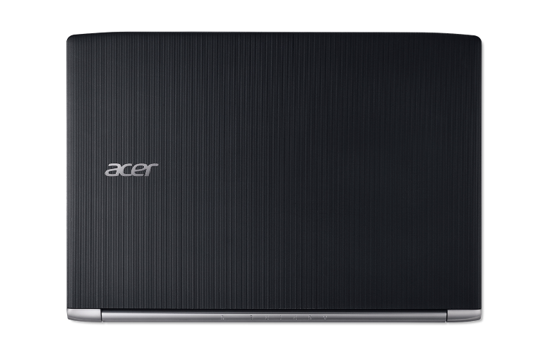 Acer Aspire S5 Back view