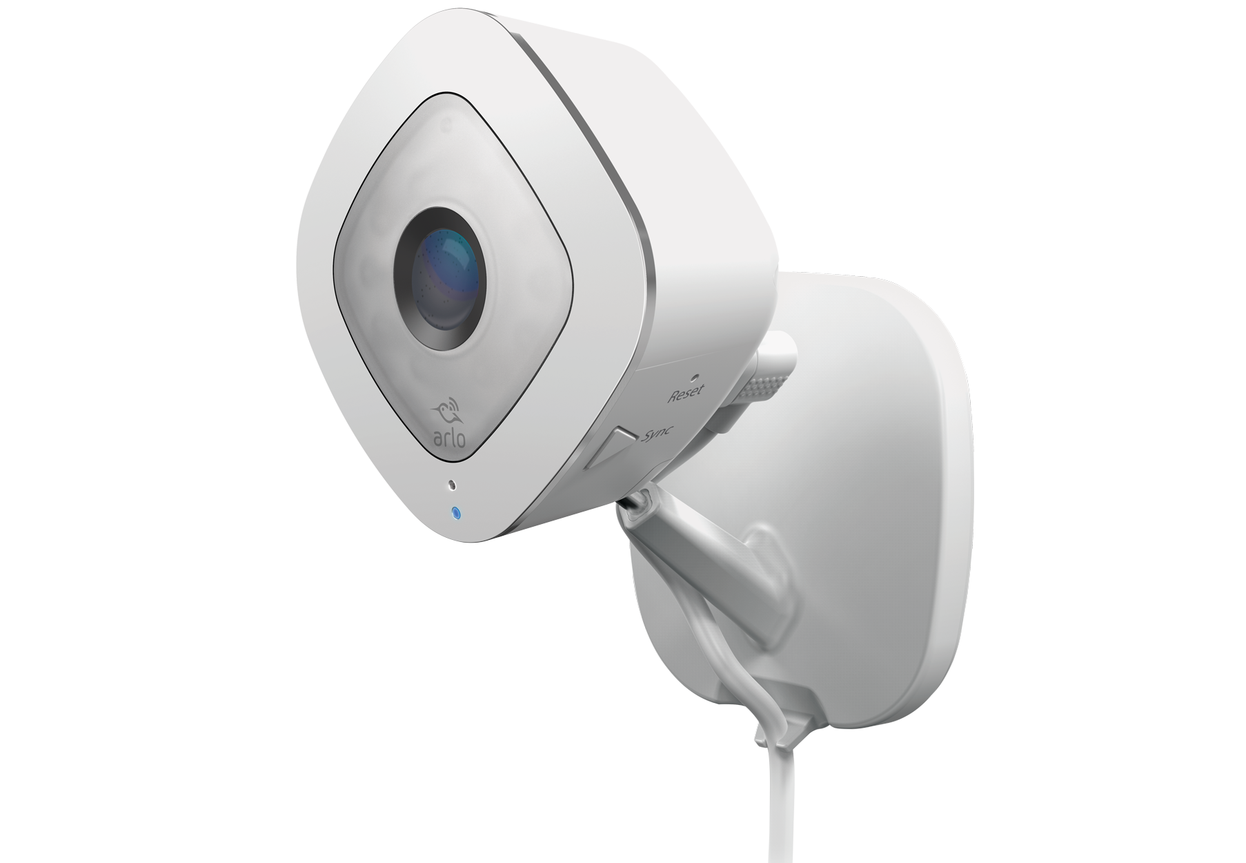 Buy Netgear Vmc3040 Arlo Q Security Camera Harvey Norman Au