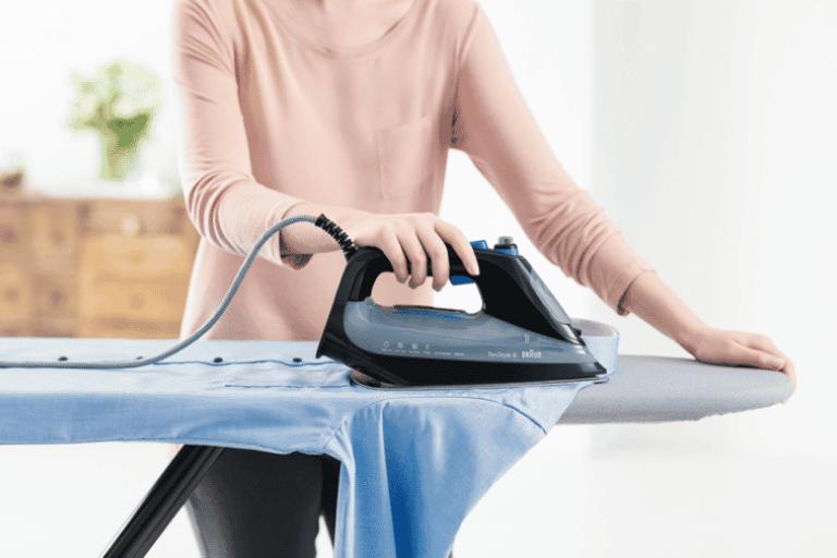 Ideal Ironing Temperatures
