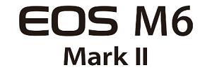 EOS M6 Mark II Logo