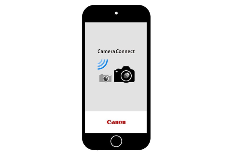 Canon Connect App
