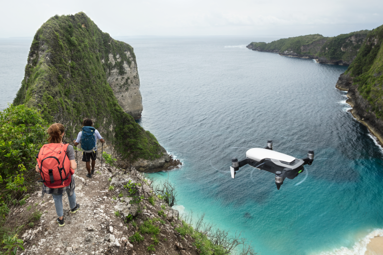 Autonomous Flight FlightAutonomy 20 Gives The DJI Mavic Air