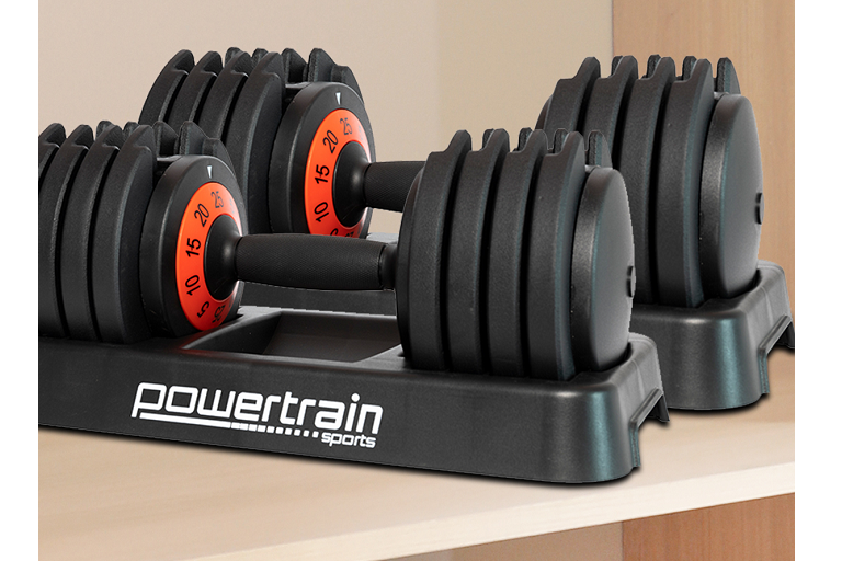 5-in-1 Weight Options