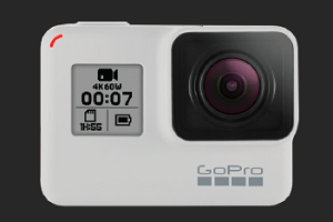 3ccc64b8b1 GoPro HERO7 Black Limited Edition Action Video Camera - Dusk White