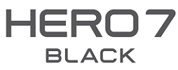 HERO7 Black Logo