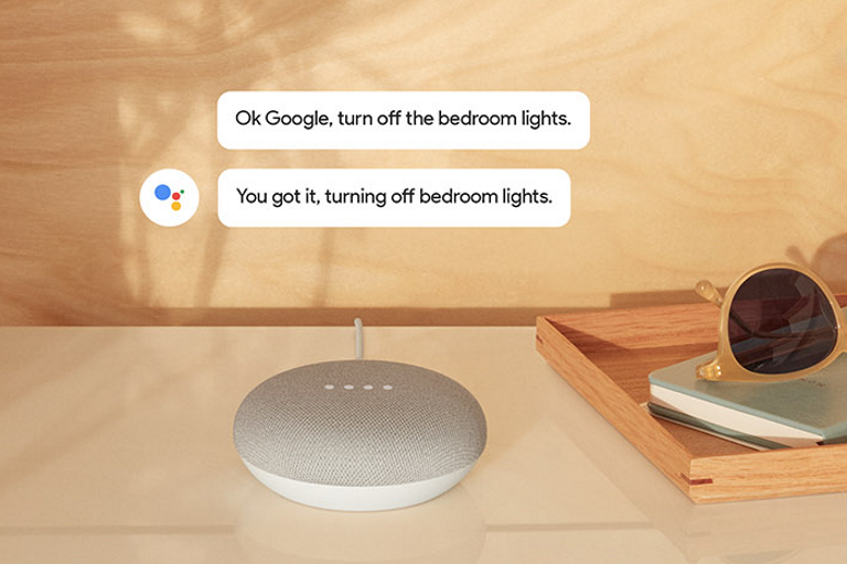 How To Get Google Home To Turn On Lights