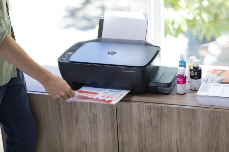 Hot Deals: HP Smart Tank 455 Multifunction Printer | Harvey