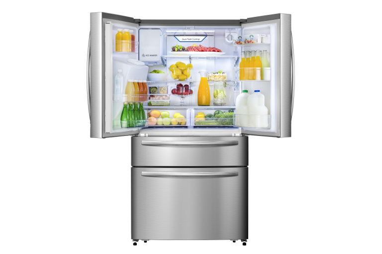 fridge interior