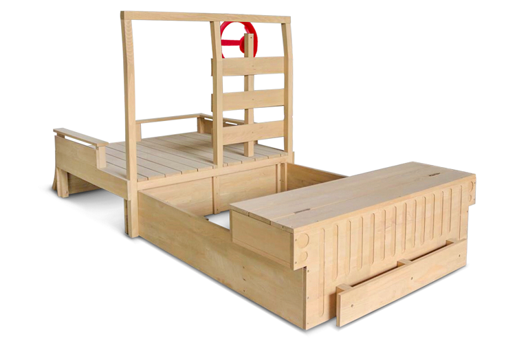 Durable Outdoor Play Area