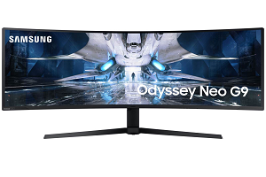 Samsung Odyssey Neo G9 Hero