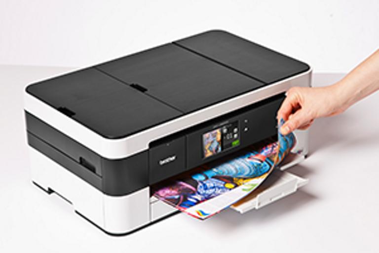 brother printer mfc j4620dw manual