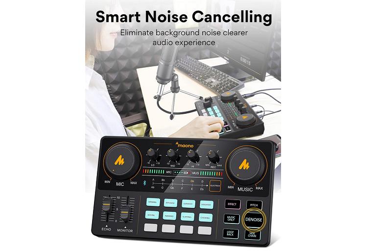 Smart Noise Cancelling