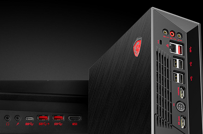 The MSI Trident 3 gaming computer