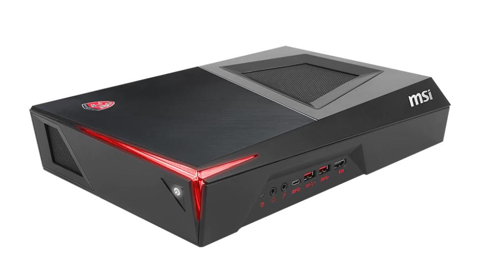 The MSI Trident 3 Gaming Desktop